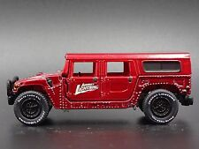 2000 HUMMER H1 4 DOOR RARE 1/64 DIECAST LIMITED EDITION COLLECTIBLE MODEL