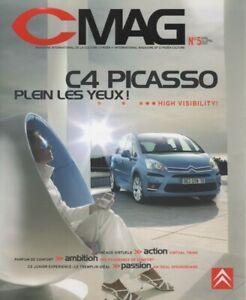 CMAG 5 C-MAG 5 CITROEN CRUISE CROSSER CITROEN C4 PICASSO CHICO McMURTRIE RUSSIE