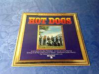 HOT DOGS (LP) STARPORTRAIT [1976 EMI ELECTROLA VINYL ZUSAMMENSTELLUNG BRASS]