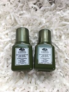 Origins Dr Weil Mega Mushroom Relief Resilience Soothing Treatment Lotion 2x7ml