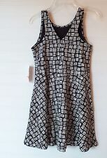 New With Tags Girls Old Navy Black and White Sundress size XS 5