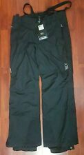 Mountain Hardwear Mens Dry Q Elite Snow Pants Waterproof Black Size L