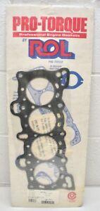 HG33080 ROL Pro-Torque Head Gasket fits HONDA 4cyl 1988-1991