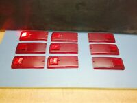 FIAT 127 MK1 TAILLIGHTS REAR LEFT AND RIGHT LIGHTS