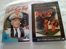 KÄPTn BAY BAY & ES WAR EINMAL EIN TREUER HUSAR , 2x DVD-HEIMATFILM , WIE NEU !!