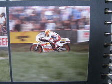 Photo Marlboro Akai Suzuki RG500 1981 #53 Philippe Coulon (SUI) RAM Races Raalte
