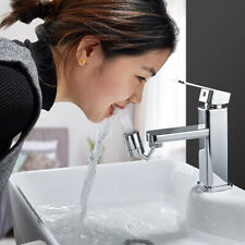 4Lay Filtration Faucet Nozzle Kitchen 360° Rotate Tap Sprayer Sink Attachment N