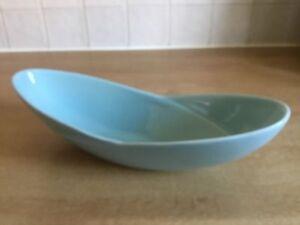 Sky Blue Boat Shaped Bowl