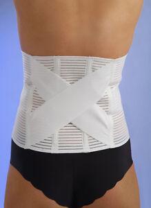 Bauch- und Rückenstützgürtel Orthopädischer Stützgürtel Bandage