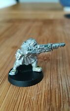 Warhammer 40k Imperial Guard Tallarn Trooper With Lasgun 4 Metal