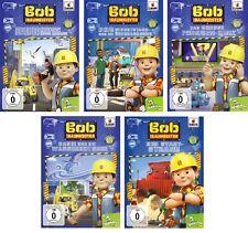 5 DVDs * BOB DER BAUMEISTER - DVD 1 - 5 IM SET - Toggolino # NEU OVP =