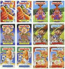 GARBAGE PAIL KIDS ANS4 COMPLETE SET-12 SCRATCH N STINK 2005 ALL-NEW SERIES 4