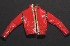 Monster High Holt Hyde Wave 1 Original Red Jacket Only Boy Clothing Part OOAK