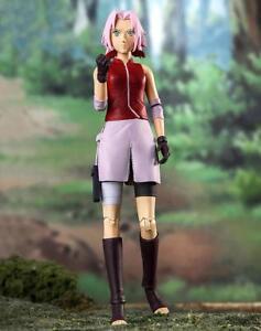 Naruto Shippuden Actionfigur Sakura - Premium Figur, beweglich, 18cm - NEU & OVP