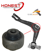 For PEUGEOT 407 CITROEN C5 C6 04> FRONT SUSPENSION WISHBONE ARM BUSH X1 (Middle)