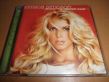 JESSICA SIMPSON cd REJOYCE x-mas HITS album O HOLY NIGHT hark LET IT SNOW drumme