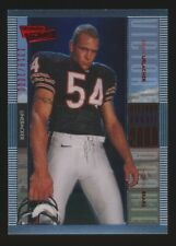 BRIAN URLACHER 2000 UPPER DECK ULTIMATE VICTORY ROOKIE CARD RC #/2000 *CHICAGO*