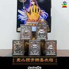Jacksdo Saint Seiya Myth Cloth Unicorn Bear Lionet Hydra Wolf Pandora Box Set