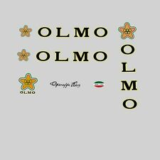 Olmo Bicycle Frame Stickers - Decals - Transfers n.100