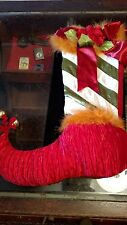 Collectable Unusual Fancy Christmas Stocking