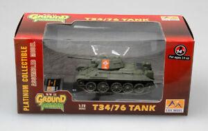 Easy Model 36268 - 1/72 German T34/76 Model 1943 Extraction Tank - New