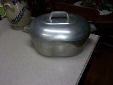 Wagner Ware Sidney -0- Magnalite 4265 P  Aluminum Roaster Oven w/Lid