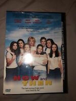 NOW AND THEN DVD MOVIE, DEMI MOORE, ROSIE O'DONNELL, CHRISTINA RICCI, FS & WS