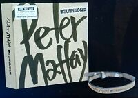 Peter Maffay - MTV Unplugged 2 CD Premium Edition Box incl. Lederarmband  NEU