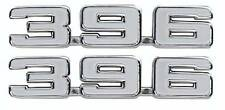 1969 Camaro 396 Front Fender Emblems, GM Licensed Reproduction