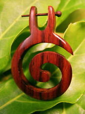Wood Earrings without Stone African Jewellery