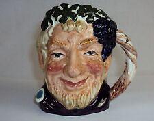 """Toby Character Jug (Small) ~""""Bacchus"""" ~ Royal Doulton D6505, 1958, #9120240"""