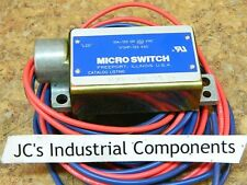 Honeywell  micro switch  1LN1-5-RH   10A-125 or 250 vac  1/2 HP-125 vac