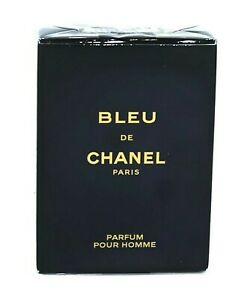 CHANEL BLEU DE CHANEL MINIATURE PARFUM POUR HOMME 10 ML VIP GIFT