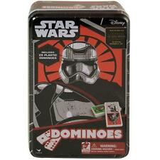 Start Wars Dominoes Double Six Dominoes in Tin Brand New Sealed