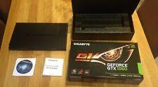 Gigabyte G1 GAMING NVIDIA Geforce 1060 GTX Graphics Card Rev 2 (Under Warranty)