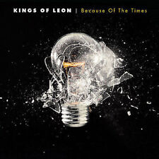 Because of the Times by Kings of Leon (CD, Apr-2007, RCA) Good condition