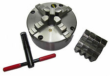 RDGTools 4 Jaw Self Centering Lathe Chuck 80mm - 250mm Various Sizes Engineering 160mm