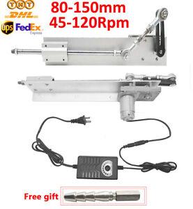 Cycling Reciprocating Motor DIY Linear Actuator 80-150mm Stroke DC 12V 24V