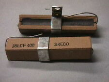 5 Sreco 35LCF 400 Ohm 35W Wirewound Cement Power Resistors