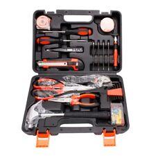 Werkzeugkoffer Kiste Werkzeug Set 182-teilig Werkzeugtrolley Ratschenkasten