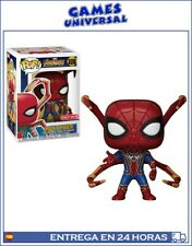 Funko Pop Spider Man Iron Spider Vinil Exclusive Only At