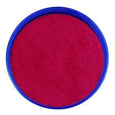 Accessori rossi acrilici Snazaroo per carnevale e teatro