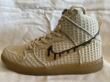Nike SB Dunk High Pro Chicken And Waffles Size 7