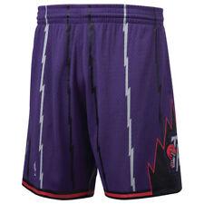 Toronto Raptors Mitchell & Ness Purple Hardwood Classics Swingman Shorts XL