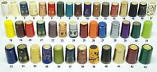 250 Shrink tops for wine bottle caps select your colour