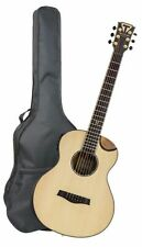 More details for full size padded protective classical acoustic guitar back bag carry case water