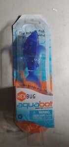 HEXBUG Aquabot Blue Shark New In Box Smart Fish Technology