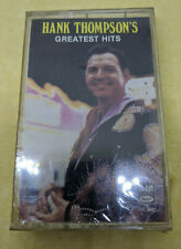 Hank Thompson's - Greatest Hits - Cassette - SEALED