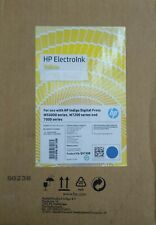 Genuine HP Indigo  Q4130B Electroink Yellow Ink For WS6000, W7200, 7000 Series