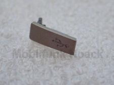 Original Nokia E72 E 72 USB Door | Abdeckung | Cover in Topaz Brown NEU